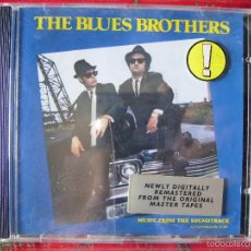 CDs de Música: THE BLUES BROTHERS..BSO. Lote 58133331
