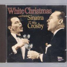 CDs de Música: FRANK SINATRA & BING CROSBY - WHITE CHRISTMAS (CD 1994, BLUE MOON BMCD 5002). Lote 58135368