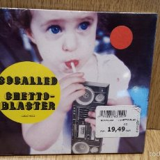 CDs de Música: SOCALLED. GUETTOBLASTER. DIGIPACK-CD / BLEU ELECTRIC / 12 TEMAS / PRECINTADO.. Lote 58141891