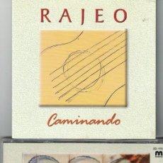 CDs de Música: FLAMENCO, COPLAS, RUMBAS, SEVILLANAS - RAJEO - CAMINANDO. Lote 58144015