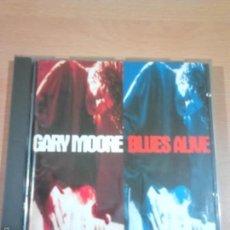 CDs de Música: GARY MOORE - BLUES ALIVE -1993 - VER FOTOS. Lote 58147788