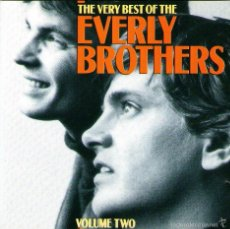 CDs de Música: THE VERY BEST OF THE EVERLY BROTHERS - VOLUME 2 - CD ALBUM - 16 TRACKS - PICKWICK INTERNATIONAL 1990. Lote 58153478