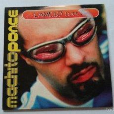 CDs de Música: MACHITO PONCE - LAMELO (LICK IT) (CD SINGLE 1996). Lote 58191384