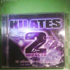 CDs de Música: CD VARIOS - KILATES 2NDO IMPACTO. Lote 58192466