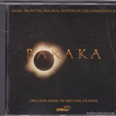 CDs de Música: MICHAEL STEARNS - BARAKA (MUSIC FROM THE ORIGINAL MOTION PICTURE SOUNDTRACK). Lote 58195155