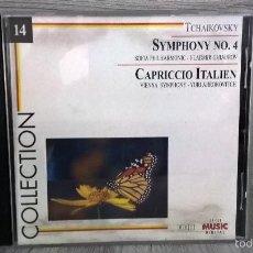 CDs de Música: PETER TCHAIKOVSKY 14. MUSICA. . Lote 58195182
