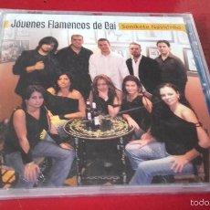 CDs de Música: CD NUEVO PRECINTADO JÓVENES FLAMENCOS DE CAI SONIKETE NAVIDEÑO. Lote 58201938