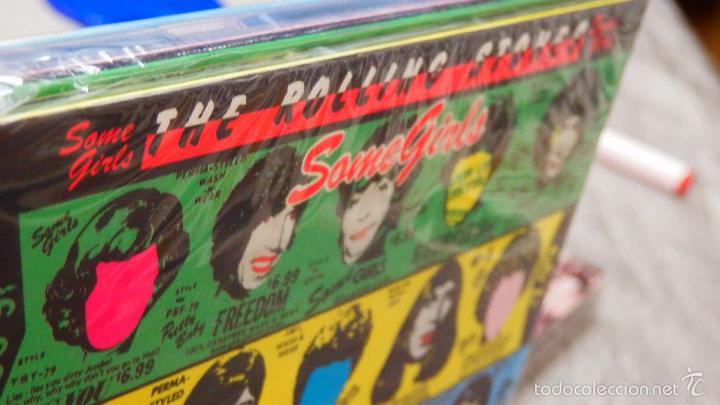 CDs de Música: THE ROLLING STONES * SOME GIRLS * DELUXE EDITION 2011 * DIGIPACK EDITON * PRECINTADO - Foto 7 - 179095153