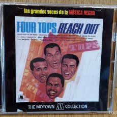 CDs de Música: FOUR TOPS. REACH OUT. CD / 12 TEMAS / THE MOTOWN COLLECTION / LUJO.. Lote 58204306