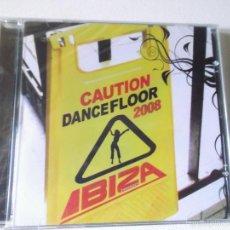 CDs de Música: TECHNO IBIZA DANCE FLOOR 2008- TECHNO - PROGRESSIVE - NEWSTYLE -. Lote 58205095
