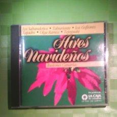 CDs de Música: CD VARIOS AIRES NAVIDEÑOS - ILUSIONES CANARIAS (SABANDEÑOS, GOFIONES, TABURIENTE, TAJADRE, O. RAMOS,. Lote 58206803