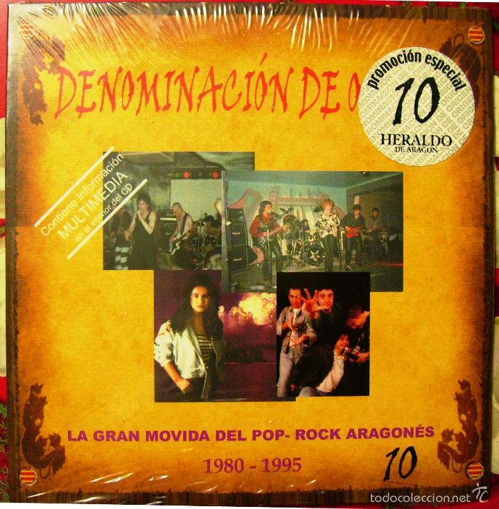 CDs de Música: HEROES DEL SILENCIO...LAS NOVIAS...NIÑOS DEL BRASIL.DENOMINACION DE ORIGEN..ROCK ARAGON.NUEVO. - Foto 2 - 173455935