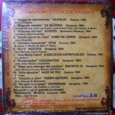 CDs de Música: ENRIQUE BUNBURY(ZUMO DE VIDRIO)-COCADICTOS..DENOMINACION DE ORIGEN.ROCK ARAGÓN.NUEVO. Lote 58207463