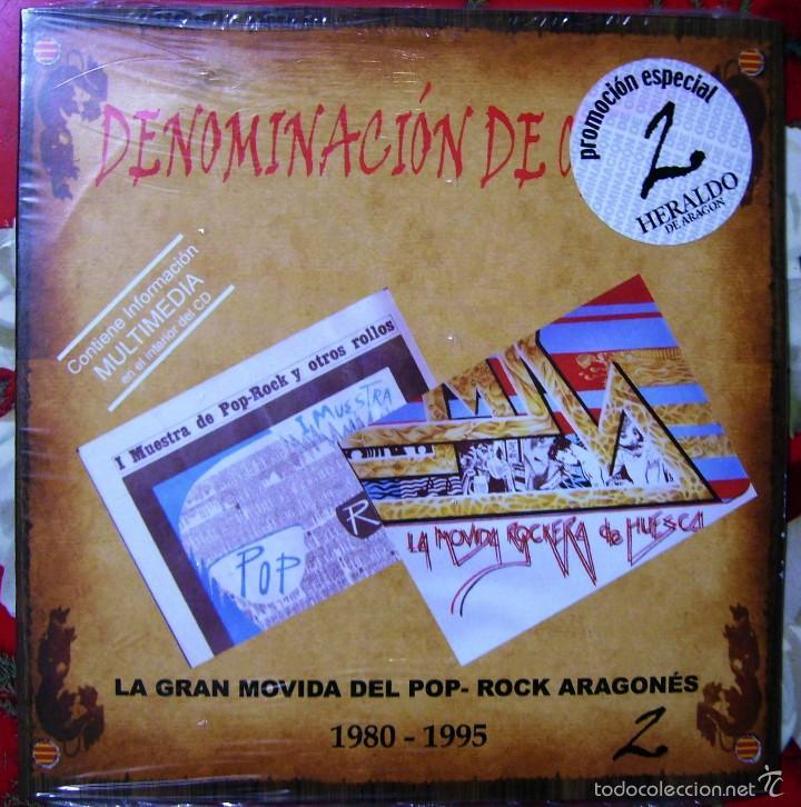 CDs de Música: ENRIQUE BUNBURY(ZUMO DE VIDRIO)-COCADICTOS..DENOMINACION DE ORIGEN.ROCK ARAGÓN.NUEVO - Foto 2 - 58207463