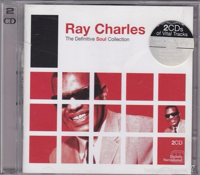 RAY CHARLES - THE DEFINITIVE SOUL COLLECTION (Música - CD's Jazz, Blues, Soul y Gospel)