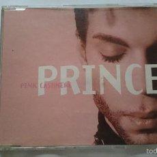 CDs de Música: PRINCE - PINK CASHMERE (2 VERSIONS) / PAISLEY PARK / GLAM SLAM (CD MAXI 1993). Lote 58213071