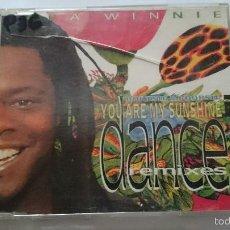 CDs de Música: PAPA WINNIE - ROOTSIE & BOOPSIE YOU ARE MY SUNSHINE (2 VERSIONS) / DOWN BY THE SEA (CD SINGLE 1993). Lote 58213260