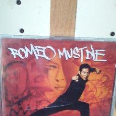 CDs de Música: ROMEO MUST DIE - CD. Lote 58229290