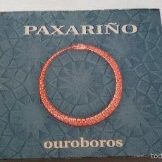 CDs de Música: JAVIER PAXARIÑO (PAXARIÑO) - OUROBOROS (13 TEMAS/TRACKS) (CD ALBUM). Lote 58231374