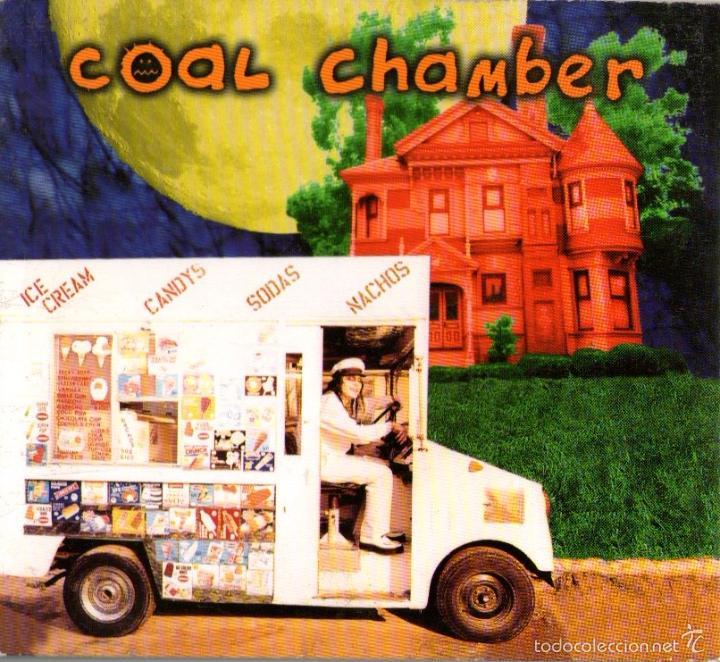 COAL CHAMBER - CD ALBUM - DIGIPAK - 17 TRACKS - ROADRUNNER 1997 (Música - CD's Heavy Metal)