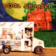 CDs de Música: COAL CHAMBER - CD ALBUM - DIGIPAK - 17 TRACKS - ROADRUNNER 1997. Lote 58240022