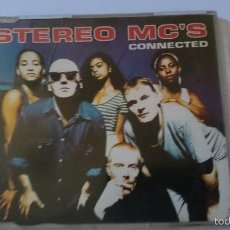 CDs de Música: STEREO MC'S - CONNECTED (2 VERSIONS) / DISCONNECTED / FEVER (CD MAXI 1993). Lote 58241709