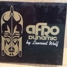 CDs de Música: LAURENT WOLF. AFRODYNAMIC. DIGIPACK-CD - 11 TEMAS / CALIDAD LUJO. Lote 58246228