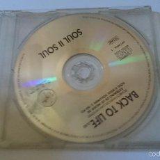 CDs de Música: SOUL II SOUL - BACK TO LIFE (CD SINGLE 1993). Lote 58246888