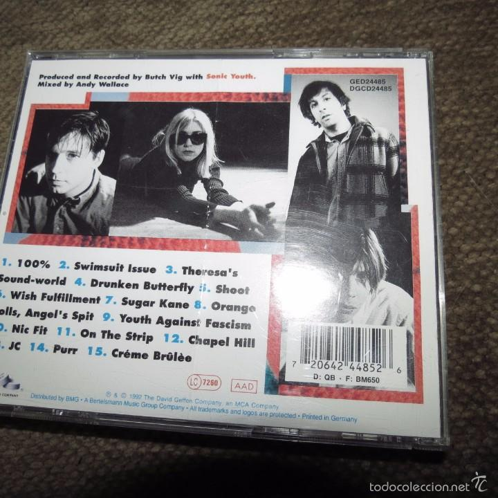 CDs de Música: sonic youth - dirty - Foto 3 - 58250228