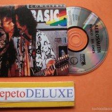 CDs de Música: AEROSMITH CONCIERTO BASICO CDS/CTON SPAIN 1994 PDELUXE. Lote 58264068