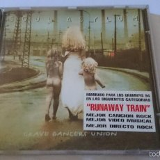 CDs de Música: SOUL ASYLUM - GRAVE DANCERS UNION (12 CANCIONES/TRACKS) (CD ALBUM 1992). Lote 58269724