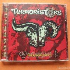 CDs de Música: TERRORISTAS SATANISTARS CD ALBUM AVISPA COMO NUEVO¡¡. Lote 58271473