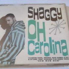 CDs de Música: SHAGGY - OH CAROLINA (3 VERSIONS) / BOW WOW WOW (CD MAXI 1992). Lote 58272364