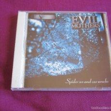 CDs de Música: EVIL MOTHERS - SPIDER SEX AND CAR WRECKS CD - ROCK INDUSTRIAL. Lote 58276458