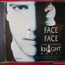 CDs de Música: FACE A FACE (CARA A CARA).ANNE DUDLEY.... BSO...RARISIMA EDICION. Lote 58277999