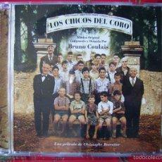 CDs de Música: LOS CHICOS DEL CORO...BSO...BRUNO COULAIS...PEDIDO MINIMO 5€. Lote 58278087