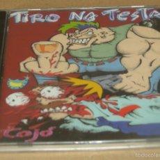 CDs de Música: TIRO NA TESTA - TOJO - PRECINTADO. Lote 58290761
