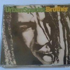 CDs de Música: URBAN SPECIES - BROTHER (3 VERSIONS) / SPIRITUAL LOVE (CD MAXI 1994). Lote 58297979