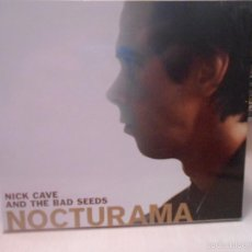 CDs de Música: NICK CAVE AND THE BAD SEEDS - NOCTURAMA. Lote 58324495
