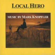 CDs de Música: MARK KNOPFLER LOCAL HERO. Lote 58327970