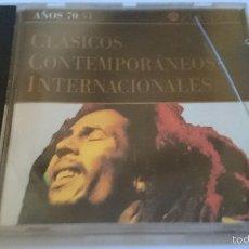 CDs de Música: VARIOS - CLASICOS CONTEMPORANEOS INTERNACIONALES AÑOS 70 - VI (11 TEMAS/TRACKS) (CD ALBUM 1997). Lote 58331797