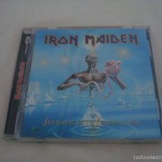 CDs de Música: IRON MAIDEN SEVENTH SON OF A SEVENTH SON ENHANCED CD. Lote 147029846
