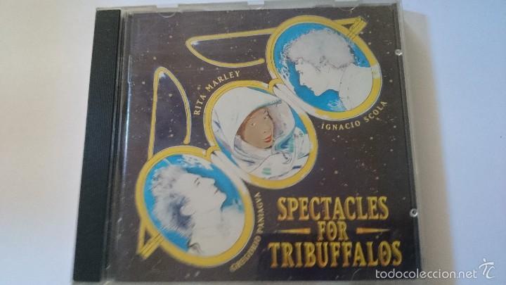 RITA MARLEY & GREGORIO PANIAGUA & IGNACIO SCOLA - SPECTACLES FOR TRIBUFFALOS (CD ALBUM 1995) (Música - CD's World Music)