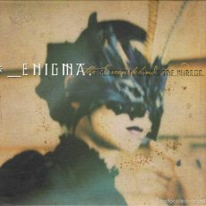 CDs de Música: CD ENIGMA. THE SCREEN BEHIND THE MIRROR. VIRGIN 1999. DIGIPACK. Lote 58344572