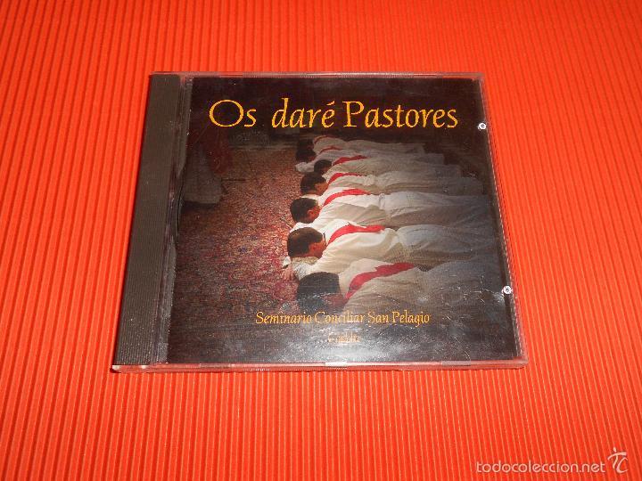 CDs de Música: OS DARE PASTORES (SEMINARIO CONCILIAR SAN PELAGIO - CORDOBA ) - CD - AVE MARIA - NOCHE OSCURA ... - Foto 2 - 58357130