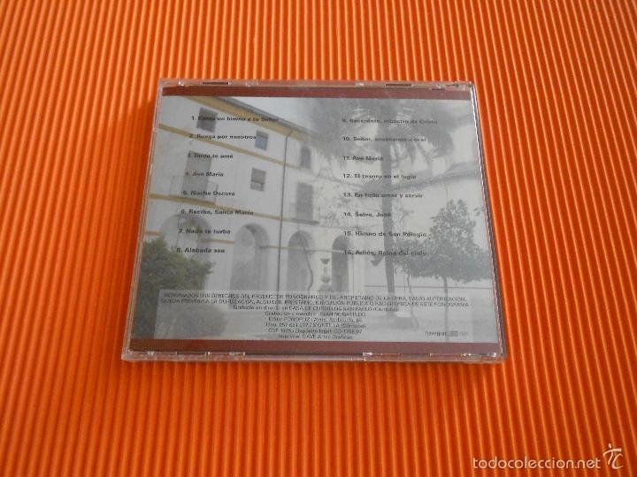 CDs de Música: OS DARE PASTORES (SEMINARIO CONCILIAR SAN PELAGIO - CORDOBA ) - CD - AVE MARIA - NOCHE OSCURA ... - Foto 3 - 58357130