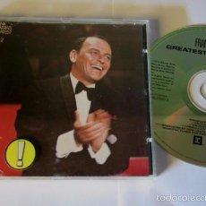 CDs de Música: FRANK SINATRA - SINATRA'S GREATEST HITS VOL.2 - CD 11 TEMAS - REPRISE 1972 GERMANY. Lote 58360095