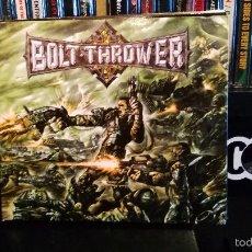 CDs de Música: BOLT THROWER - HONOUR - VALOUR - PRIDE - DIGIPACK. Lote 58368088