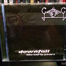THE GATHERING - DOWNFALL - THE EARLY YEARS - 2 CD'S