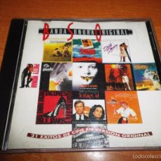 CDs de Música: BANDA SONORA ORIGINAL 21 EXITOS DE CINE CD 1994 DIRTY DANCING PRETTY WOMAN MEMORIAS DE AFRICA. Lote 154681501